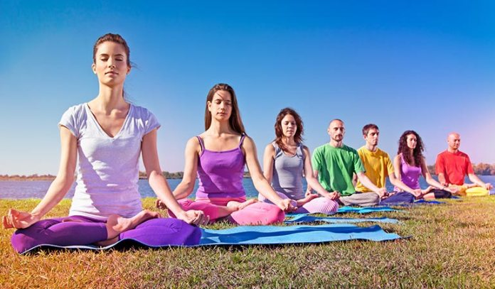 """(Meditation and chanting """"Om"""" increases our vagal tone."""