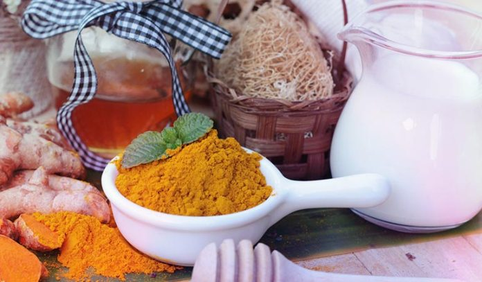 (Milk and turmeric can be applied as well as consumed to treat boils