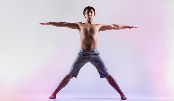 This pose controls your weight and boosts the health of your heart)