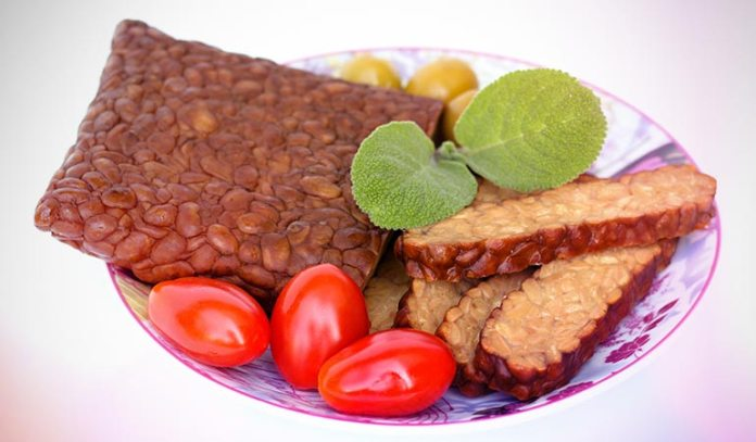 Replace fake meats with tempeh