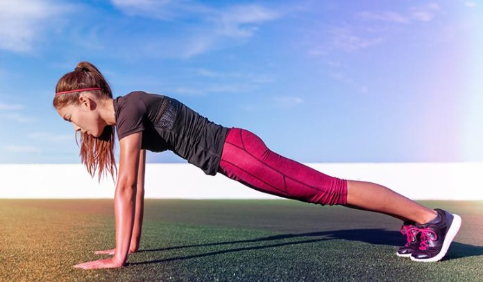 Do Planks, Not Crunches