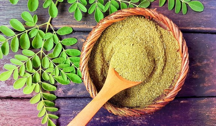 Moringa helps in boosting weight loss and improving our overall health