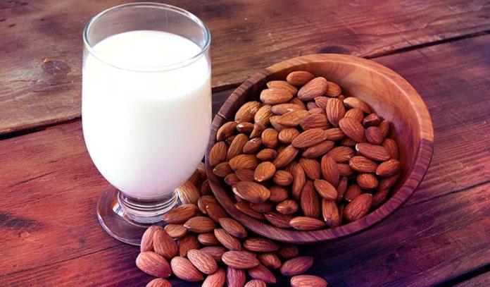 Almond milk is another alternative