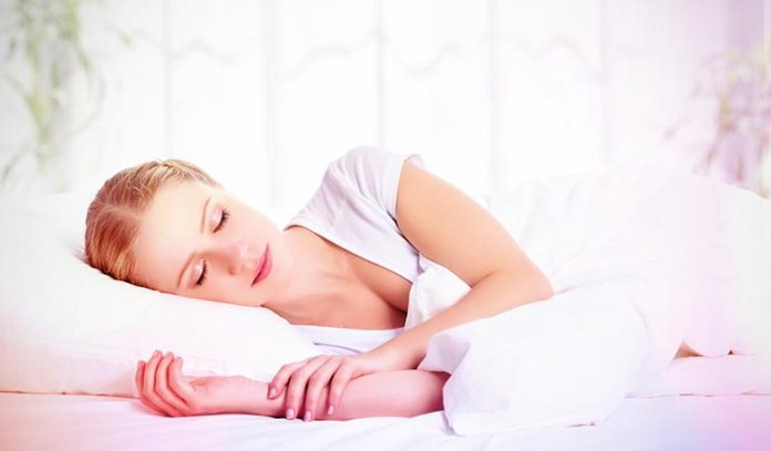 make sure you get 7 to 8 hours of sleep