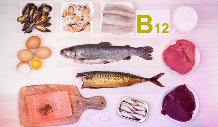 Vitamin B12 and D3 deficiency causes hair to gray