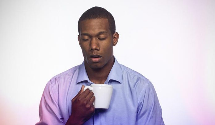Coffee can make the dehydration worse
