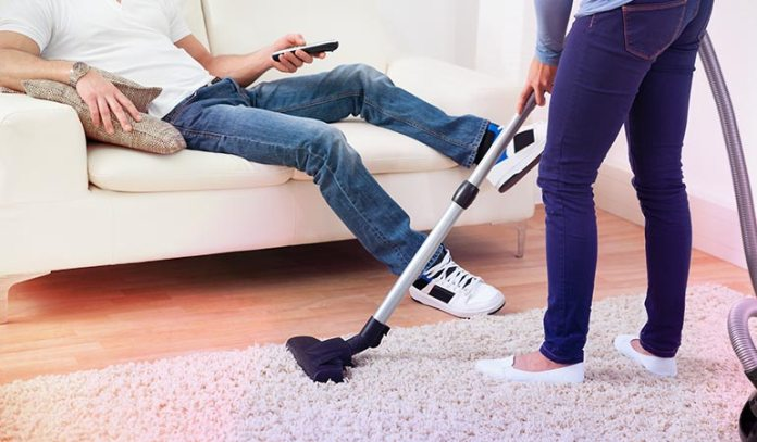 (Use a vacuum cleaner daily to clean the carpets if you are so fond of them.