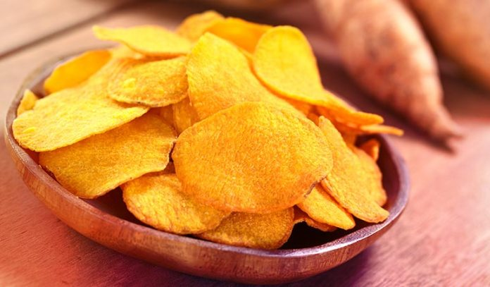 Homemade Crisps Help You Avoid Seasonings Which Contain Gluten