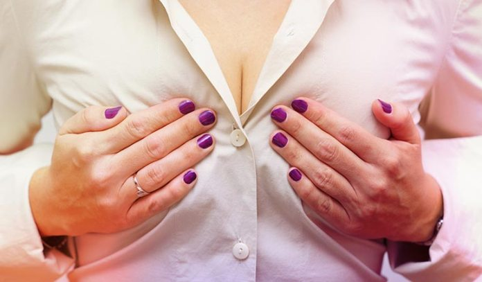 Breast reconstruction does not restore the same sensation