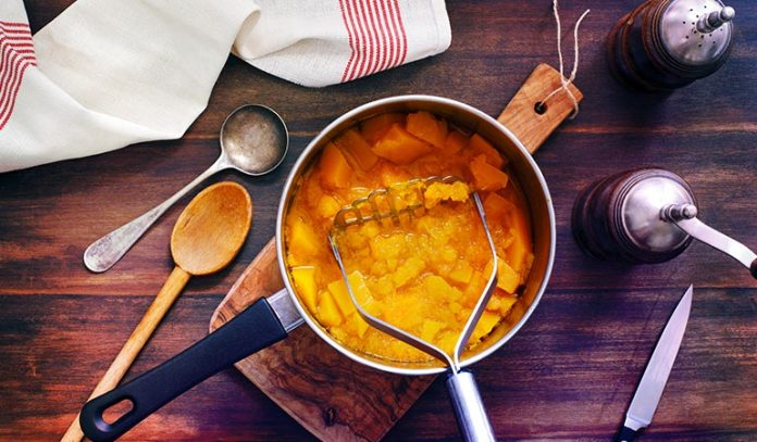 Pumpkin Puree Is Full Of Antioxidants