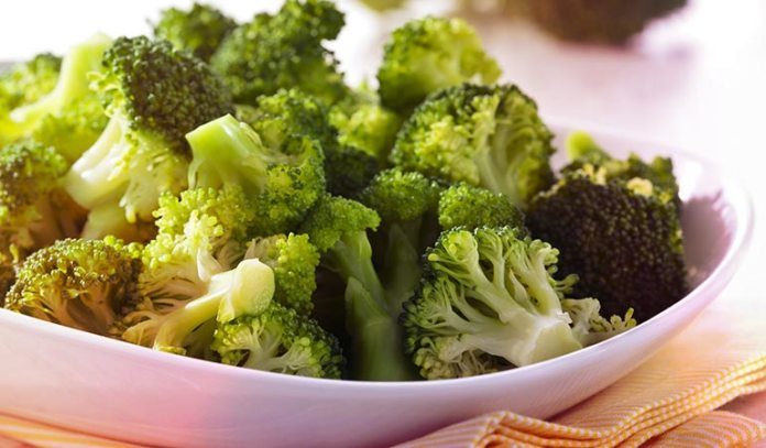 Vegetables can provide calcium