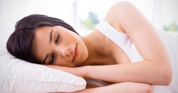 Sleep plays a big role in weight loss.