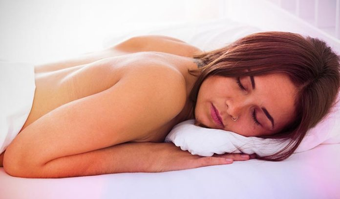 Sleep Naked Is Actually Very Healthy