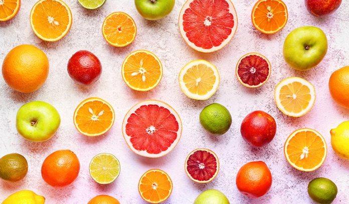 Foods high in vitamin C disintegrate uric acid