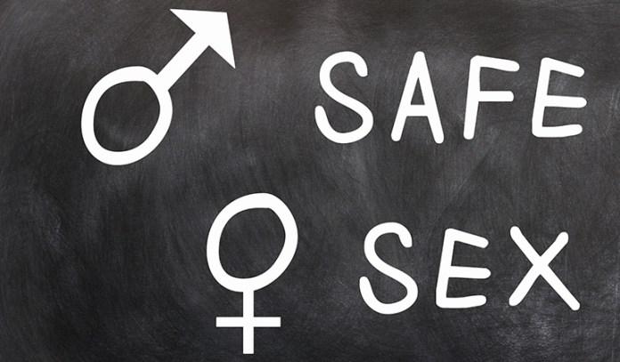 Always practice safe sex