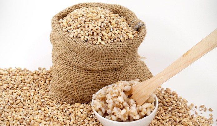 Barley water helps with soothing the stomach of reflux