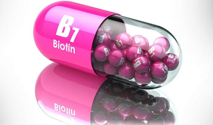 Biotin deficiency could be causing brittle nail syndrome