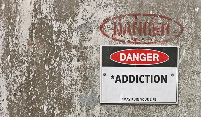 Sex can be quite addictive