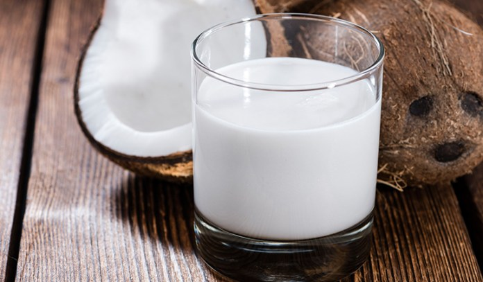 Coconut milk is perfect for baking and cooking