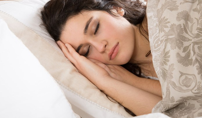 Cold weathers gives you a good night's sleep