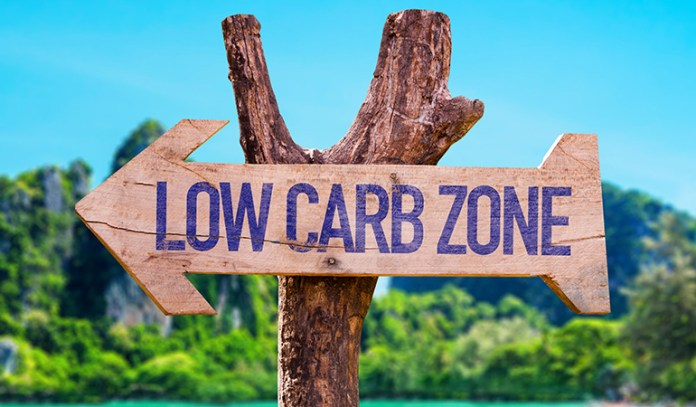 Ketosis requires you to cut down carbs