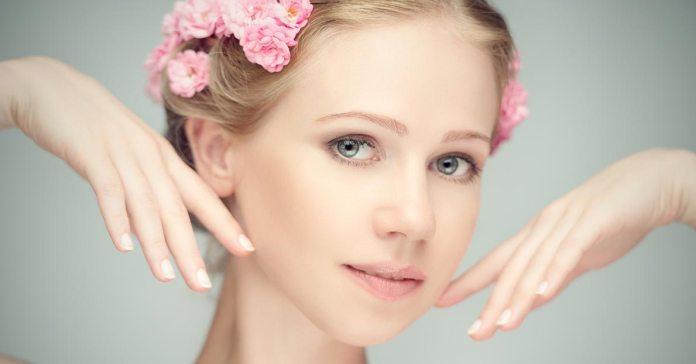 Rice flour can effectively be used to brighten and whiten the skin