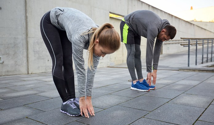 Regular exercise benefits the body and the mind and helps beat anxiety