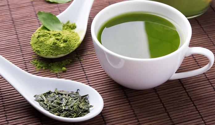 Green tea is a well-known anxiety buster