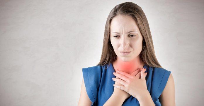 can damage esophagus lining