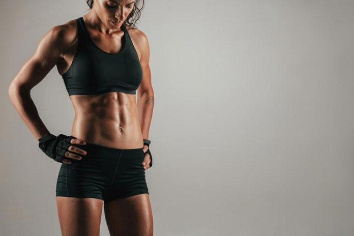 Abs help you lift weights and to maintain a good posture