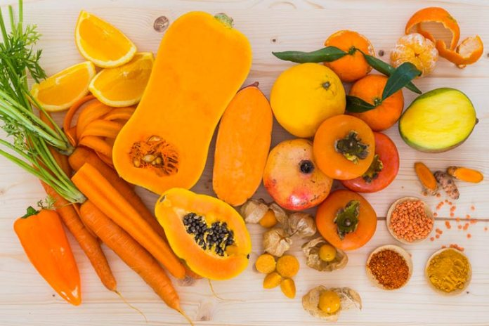 Veggies and other fruits target specific systems