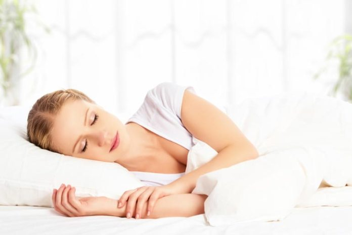 Carbs promote serotonin which helps you sleep
