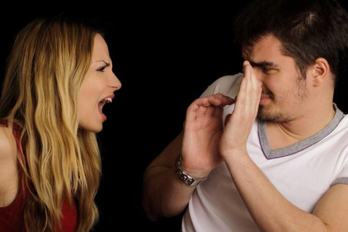 Anger can help improve relationship