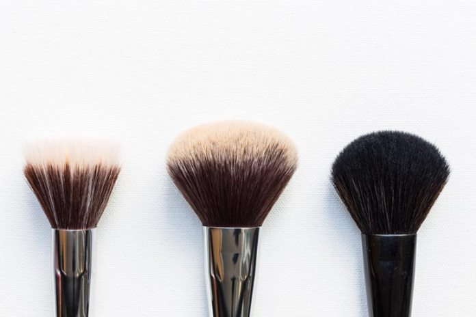 Baby shampoo can be used to clean out gunk from your hair and makeup brushes.