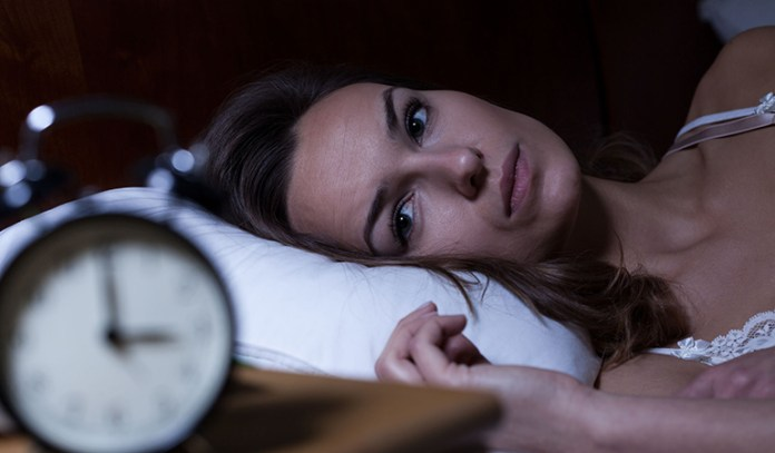 Anxiety results in an inability to fall asleep or remain asleep for long hours