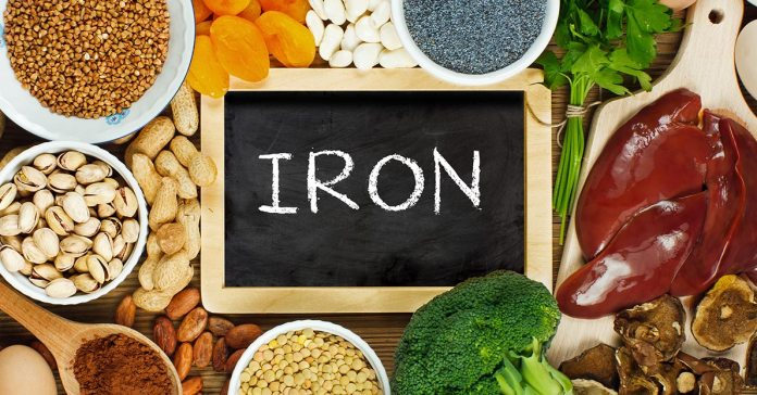 (Iron deficiency is a common health problem faced by many of us.