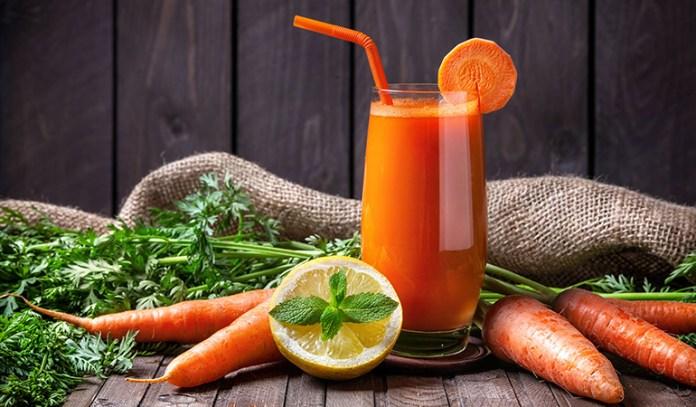 Lemon In Carrot Juice Can Treat Acid Reflux