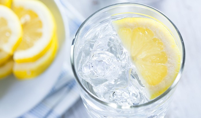 Lemon water aids in digestion and weight loss
