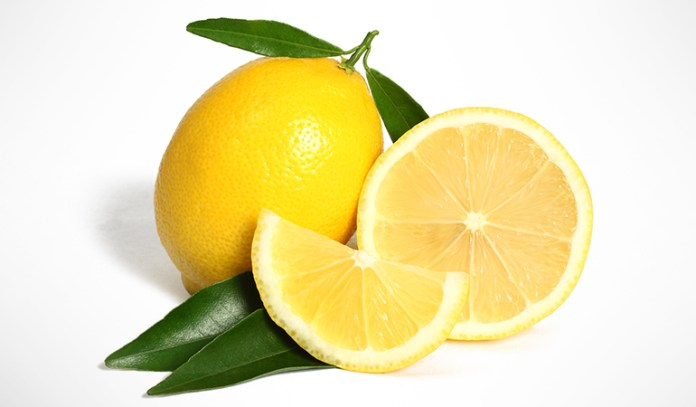 Lemons are antibacterial, disinfectant, and remove body odor as well as bad breath