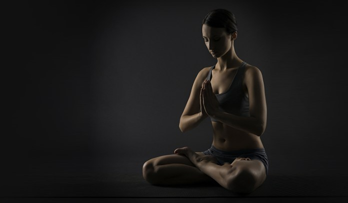 Meditating after a workout helps out with recovery