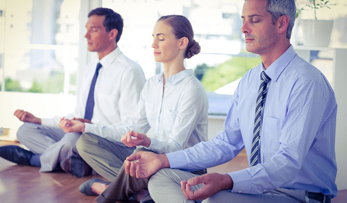 Meditation is a powerful method to eliminate anxiety
