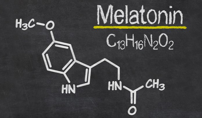 Melatonin is commonly known as the sleep hormone