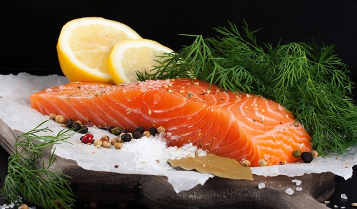 Foods rich in omega-3 fatty acids can help beat anxiety