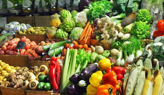 Eating raw veggies gives you more nutrients than cooked