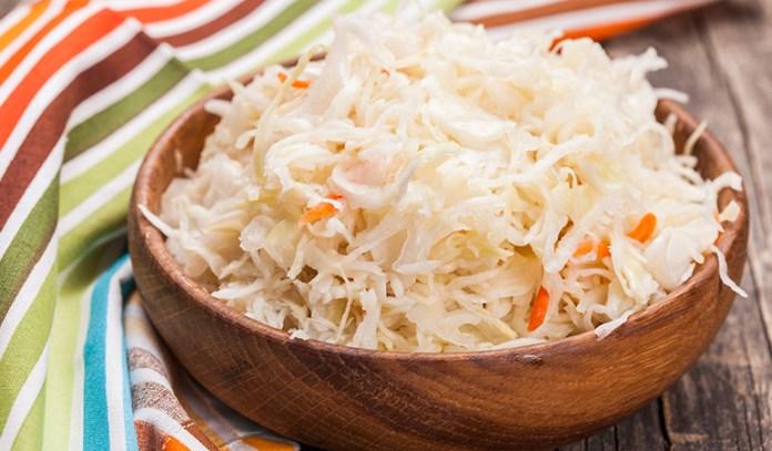 Sauerkraut is good for weight loss