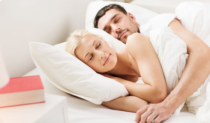 insufficient sleep can impact your sex drive