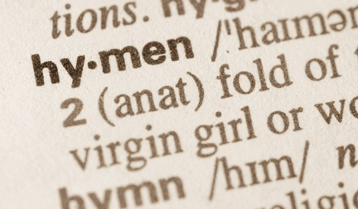 The Hymen Doesn't Define Your Virginity Status