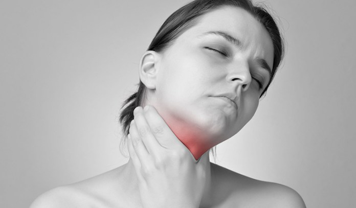 Thyroid problems sometimes cause spotting before periods