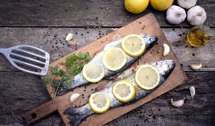 Trout can be prepared a number of ways.