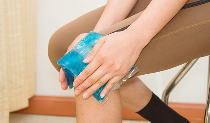 Cold Treatment Reduces Pain Due To Inflammation